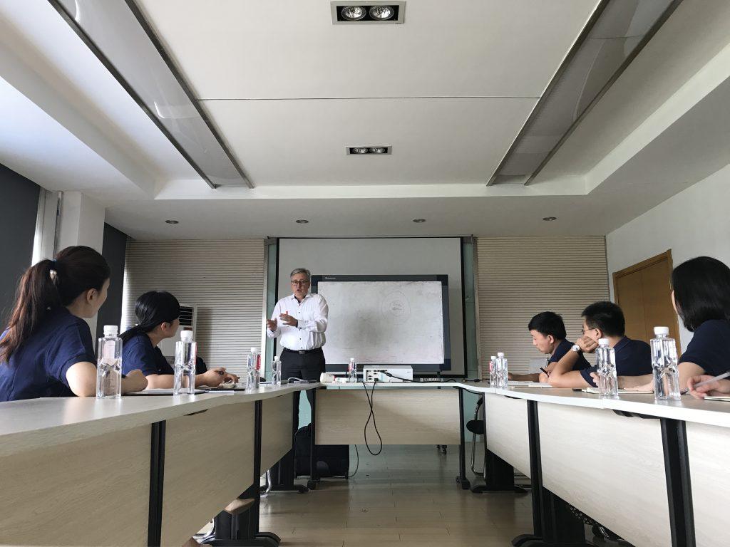 Vertriebs-und Marketingschulung in Shenyang